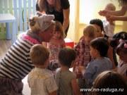 День Рождения в детском клубе Радуга