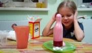 Эксперимент с содой