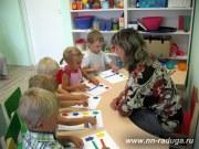 Развитие графических навыков у детей